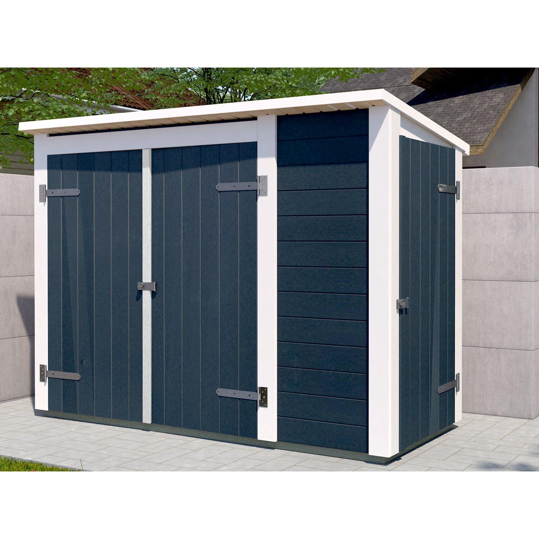 Armadio Da Garage armadio da giardino multibox con sistema di ripiani