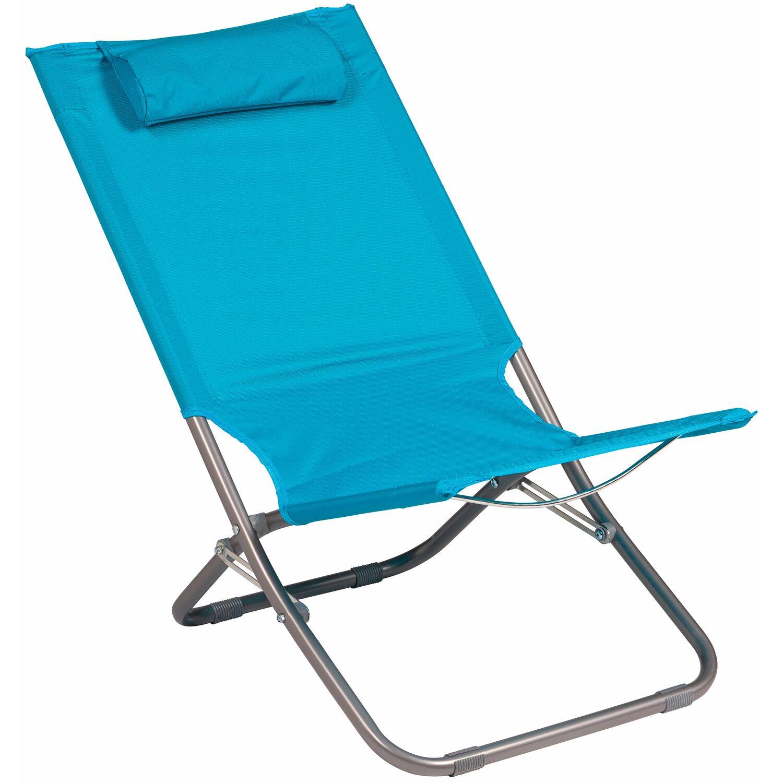 Mini Sdraio Da Spiaggia.Obi Sedia Da Spiaggia Blu Acquista Da Obi