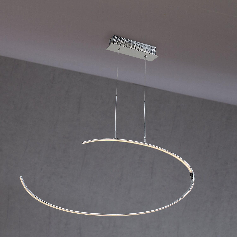 Wofi lampada a sospensione led lex acquista da obi for Obi illuminazione