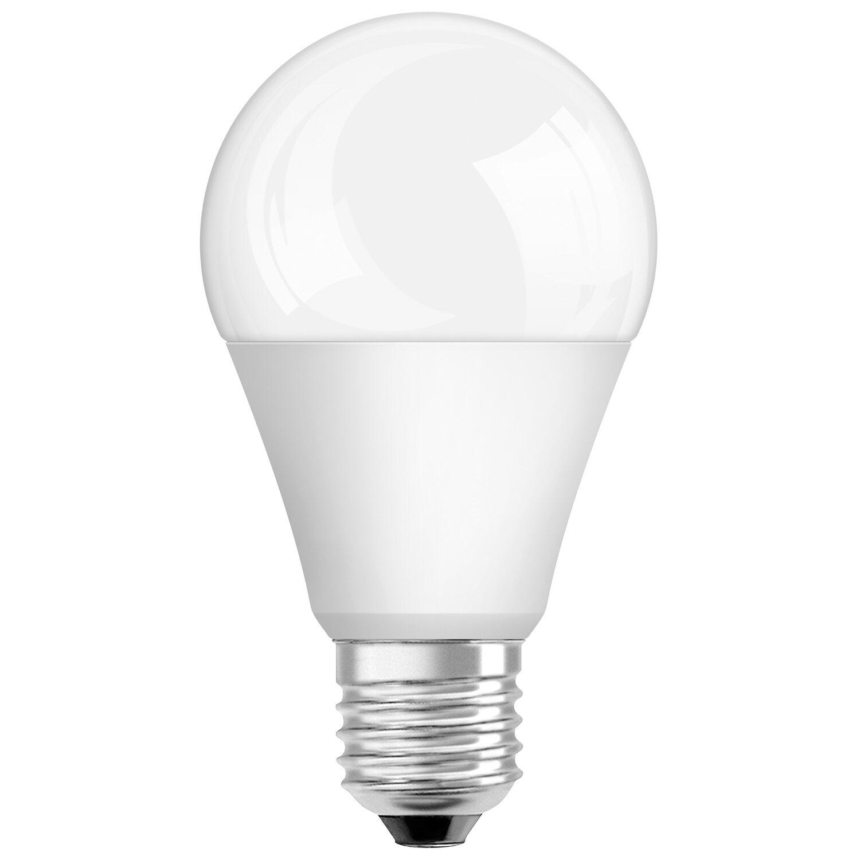 osram lampada led forma a goccia e27 13 w bianco freddo acquista da obi. Black Bedroom Furniture Sets. Home Design Ideas