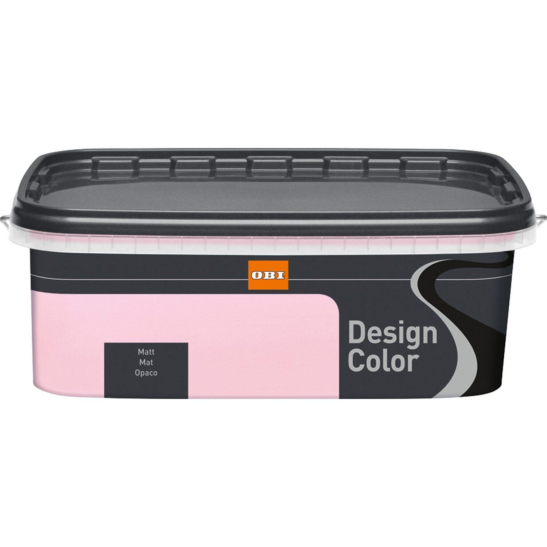 Obi Design Color Skyline Matt 2 5 L Acquista Da Obi: OBI Design Color Rose Matt 2,5 L Acquista Da OBI