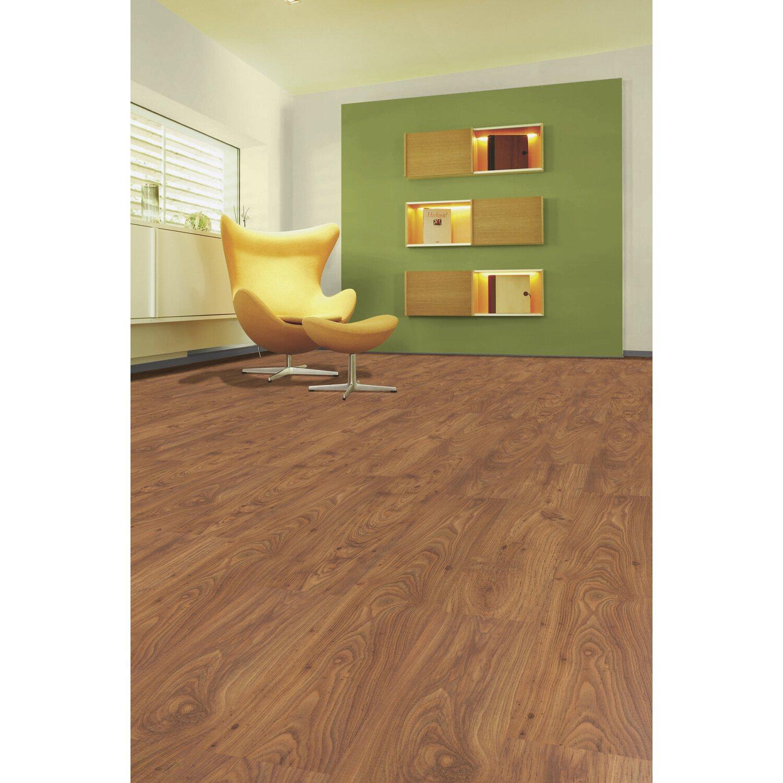 Obi pavimento in laminato comfort castagno struttura in for Prezzo laminato