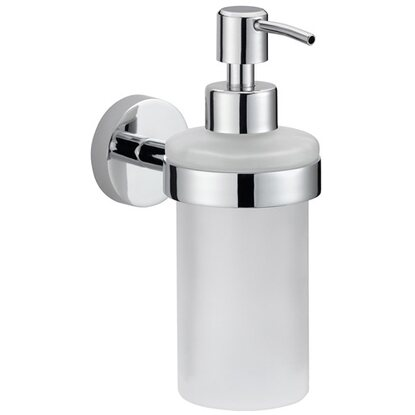 Dispenser per sapone Smooz SO412 cromato