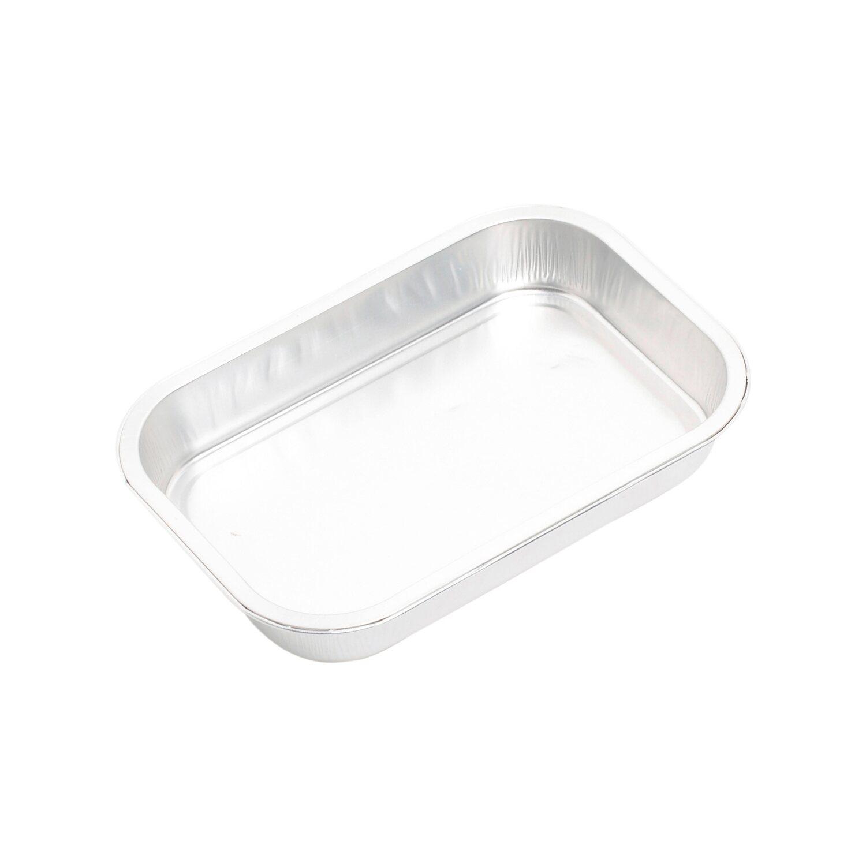 Obi Vaschetta Gocciolatoio Per Griglia In Alluminio 22 Cm 10 Pz