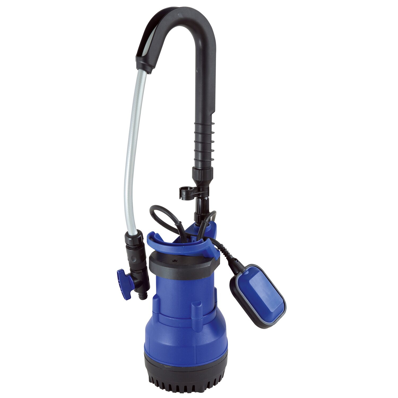 Pompa per serbatoio d acqua piovana variolux 400 acquista for Pompe x laghetti