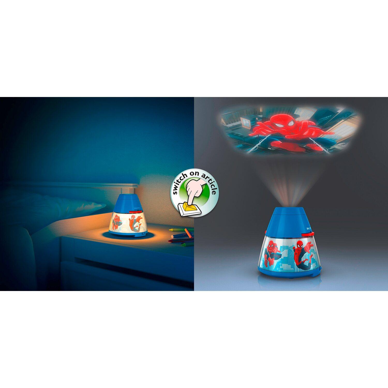 Philips lampada da notte proiettore Spiderman LED acquista da OBI