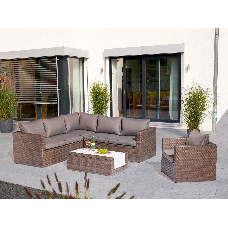 Obi set da giardino livingston 5 pz acquista da obi for Obi mobili da giardino