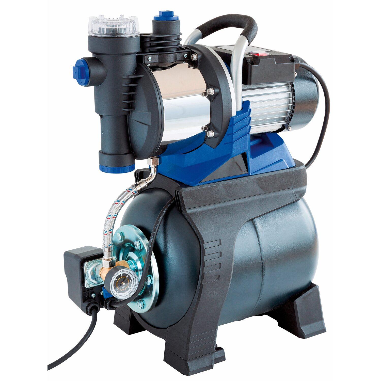 Lux pompa autoclave hww 1100 acquista da obi for Pompe x laghetti