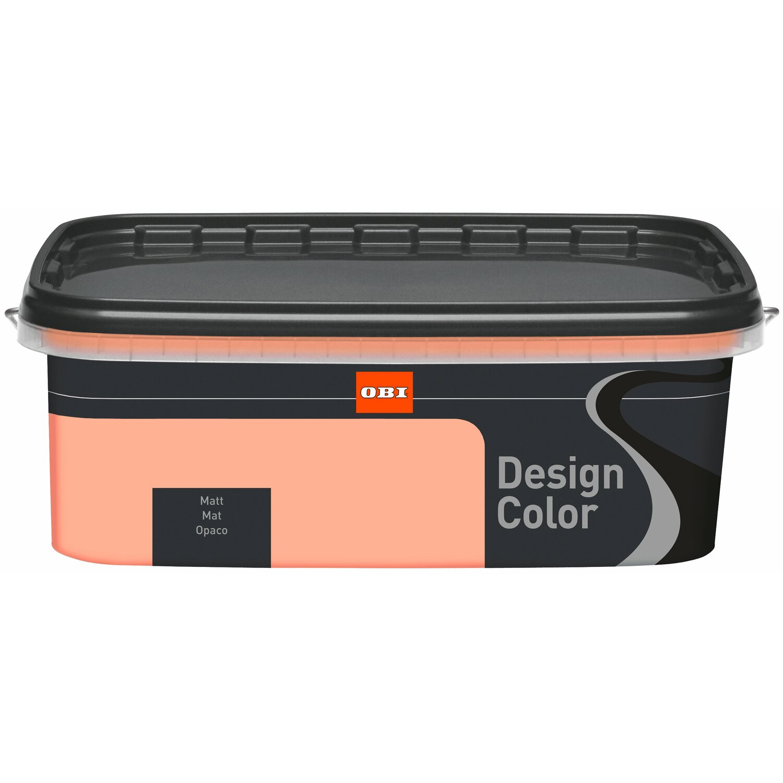 Obi Design Color Skyline Matt 2 5 L Acquista Da Obi: OBI Design Color Salmon Matt 2,5 L Acquista Da OBI