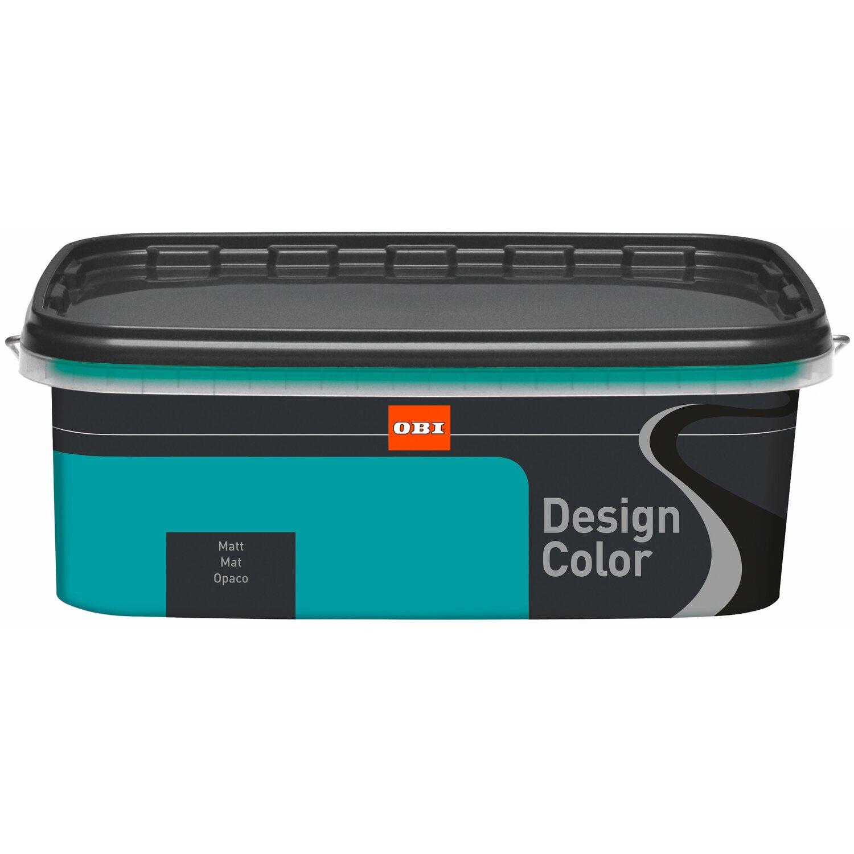 Obi Design Color Skyline Matt 2 5 L Acquista Da Obi: OBI Design Color Mauritius Matt 1 L Acquista Da OBI
