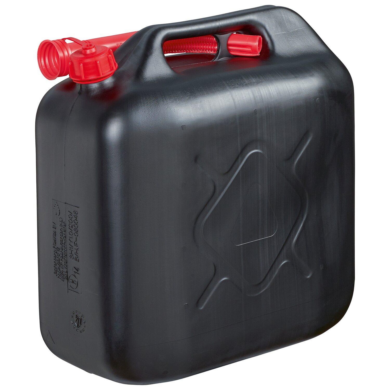 obi tanica per benzina 20 l nero acquista da obi. Black Bedroom Furniture Sets. Home Design Ideas