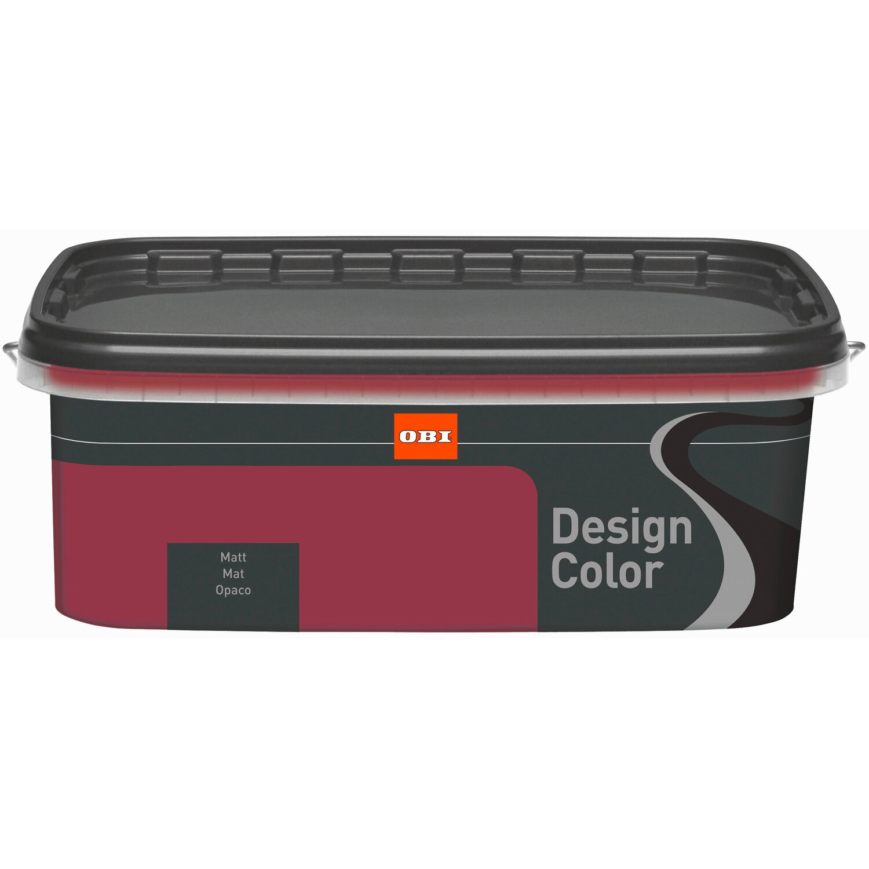Obi Design Color Skyline Matt 2 5 L Acquista Da Obi: OBI Design Color Berry Matt 2,5 L Acquista Da OBI