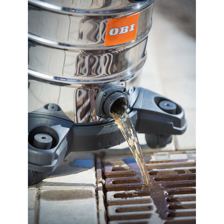 Obi bidone aspiratutto solidi e liquidi nts 23 1400 for Obi stufe a combustibile liquido