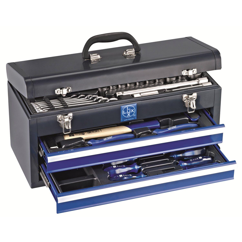 Lux valigetta utensili wkz 71 comfort acquista da obi for Banco da lavoro obi