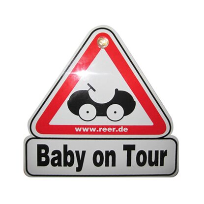 Segnale auto Baby on Tour