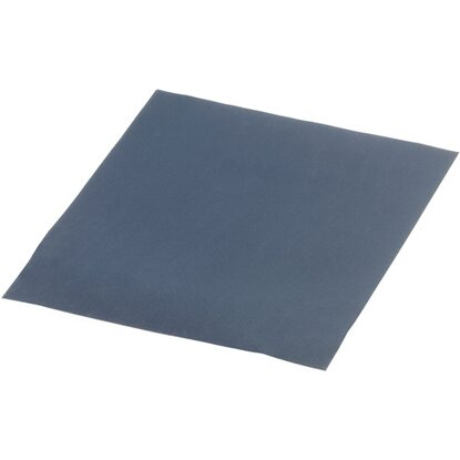 LUX carta abrasiva a umido resistente all`acqua 230 mm x 280 mm K1200