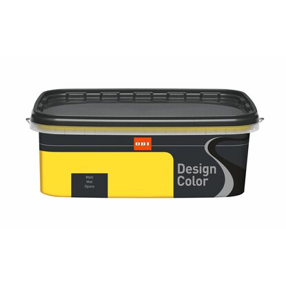 OBI Design Color Grapefruit matt 2,5 l