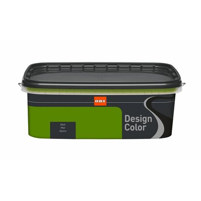 OBI Design Color Olive matt 2,5 l