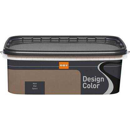 OBI Design Color Cappuccino opaco 2,5 l