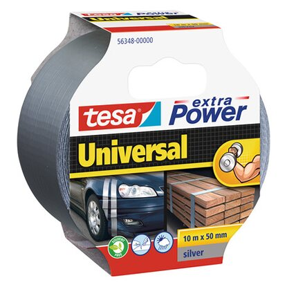 Tesa nastro Extra Power Universale nero 25 m x 50 mm