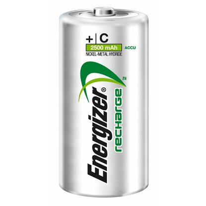 Energizer batteria Power Plus C mezza torcia Baby 2500 2 pz