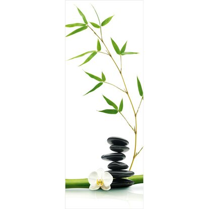 Stampa decorativa Deco Glass Nature In Balance 80 cm x 30 cm