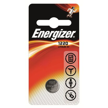 Energizer batteria a bottone Energizer litio CR 1220