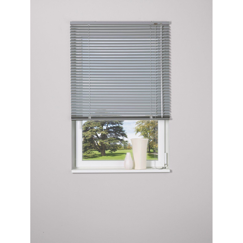 Veneziana in alluminio finestra porta tenda interni in alluminio colore argento