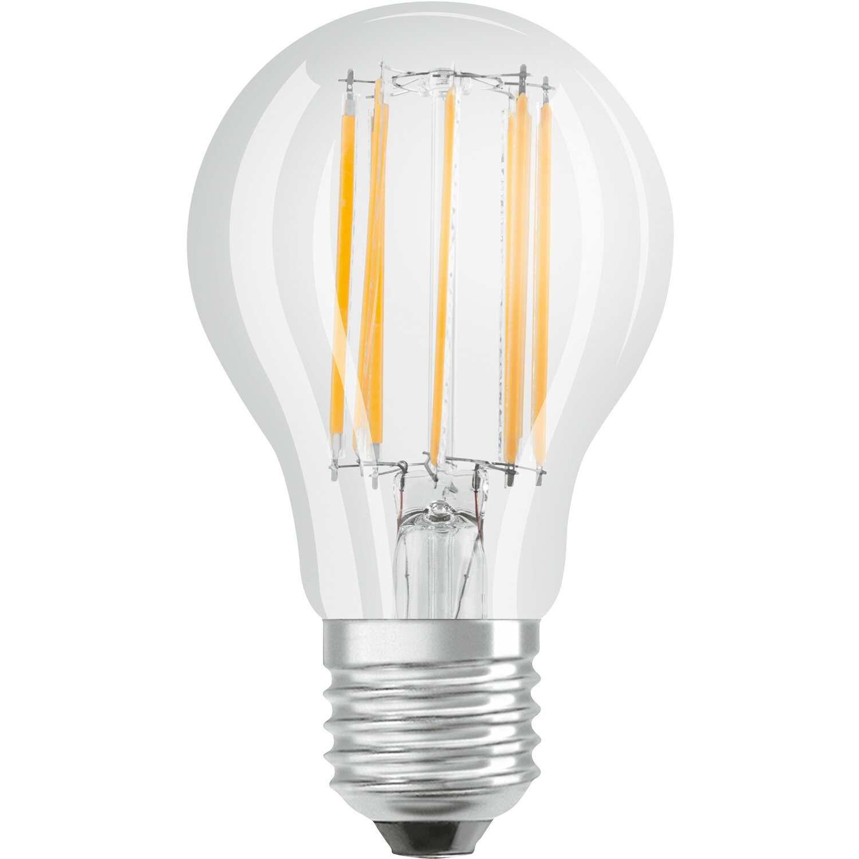 Lampadine A Led Luce Calda.Osram Lampadina Led Tutto Vetro Retrofit Goccia E27 Luce Calda