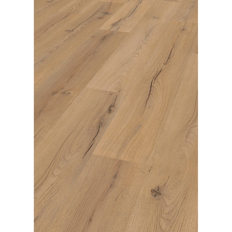 Pavimento laminato serie Catwalk rovere beige