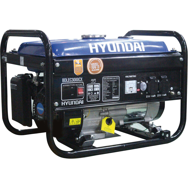 hyundai generatore di corrente 2 8 kw acquista da obi