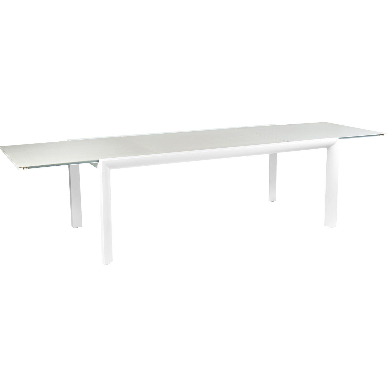obi tavolo allungabile alluminio acquista da obi
