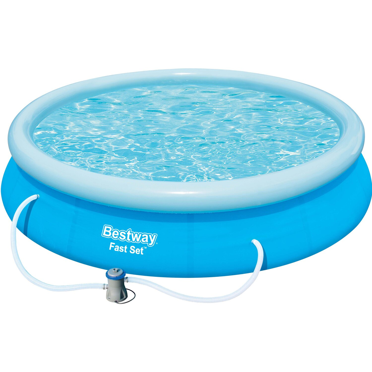 Bestway set fast piscina 366 cm x 76 cm acquista da obi for Bestway italia piscine