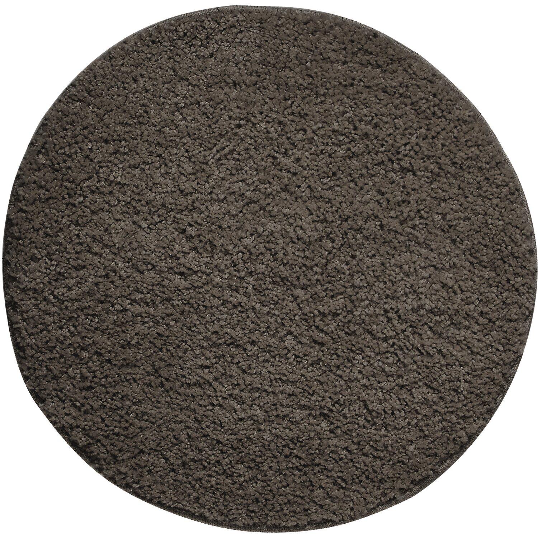 Tappeto soho marrone tondo 75 cm x 75 cm acquista da obi - Tappeto esterno ...