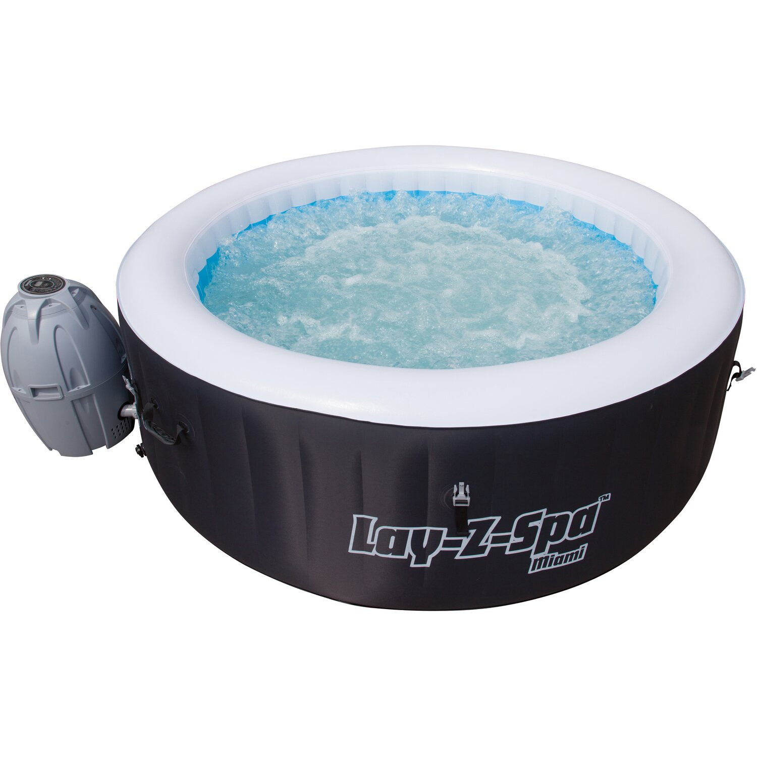 Bestway Piscina Spa Lay Z Spa Miami Acquista Da Obi