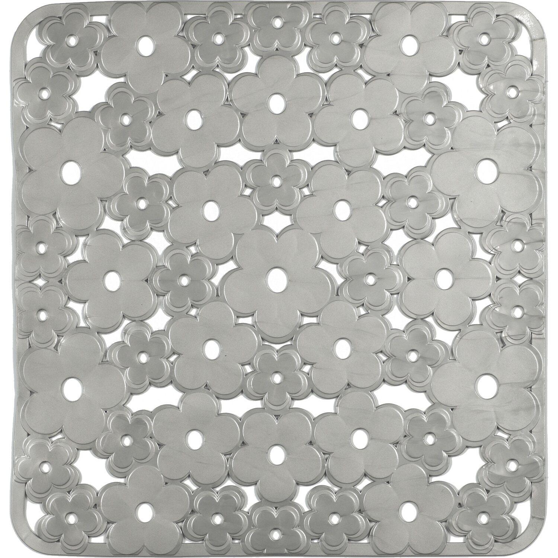 Shark tappeto per lavello cucina Fiorino 32 cm x 32 cm silver ...