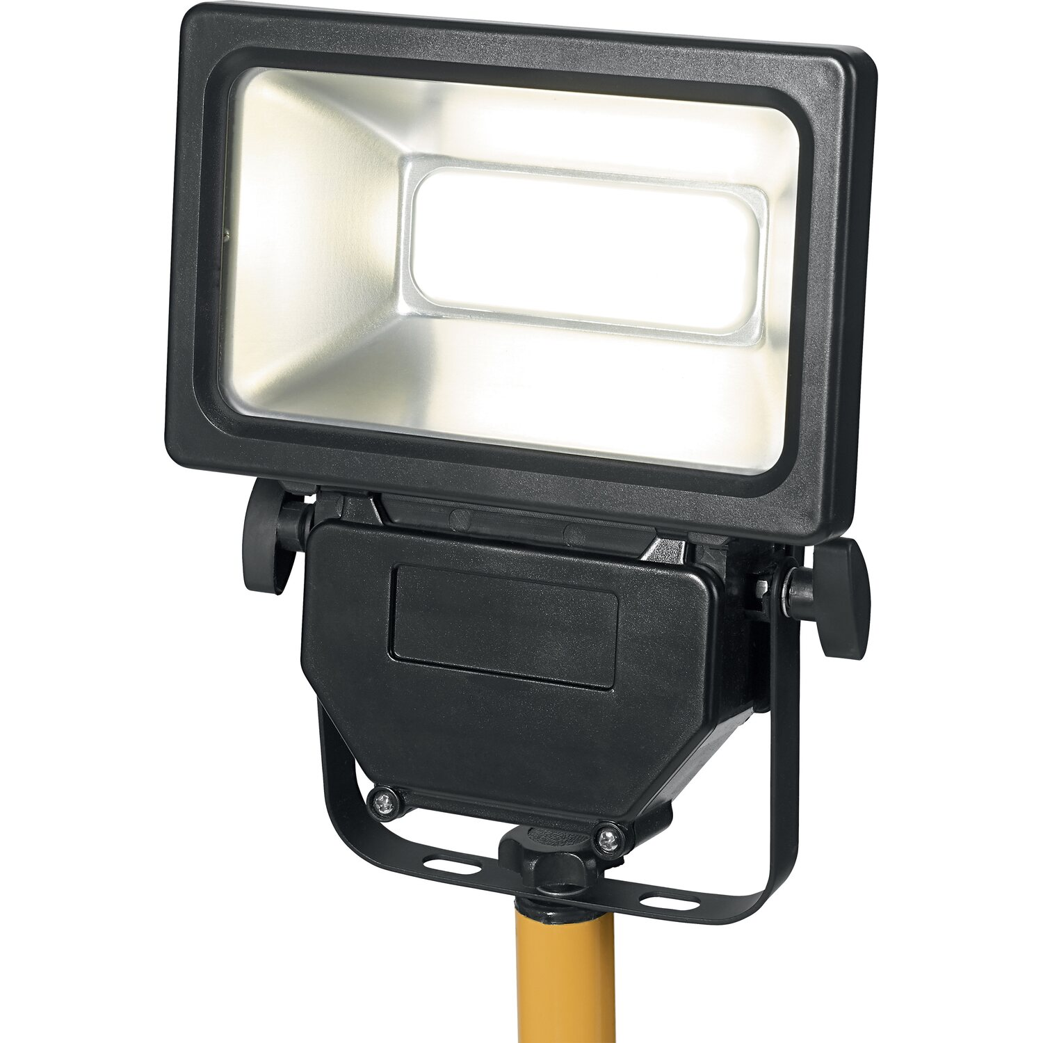 Obi faro da cantiere a led con treppiede 10 w acquista da obi for Obi illuminazione