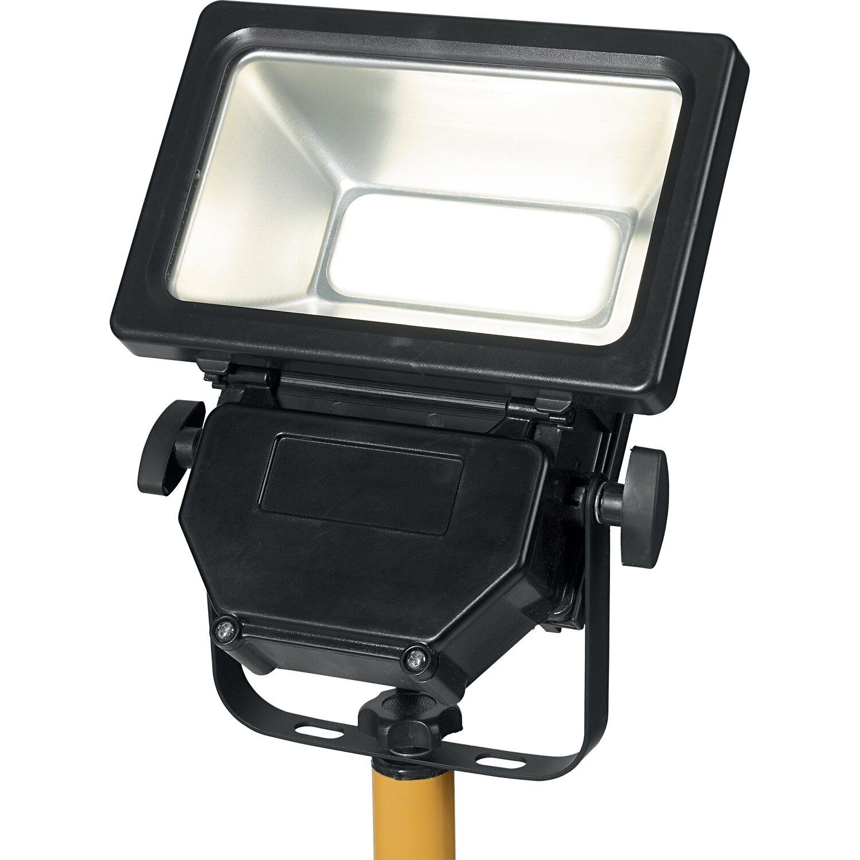 Obi faro da cantiere a led con treppiede 10 w acquista da obi for Obi illuminazione