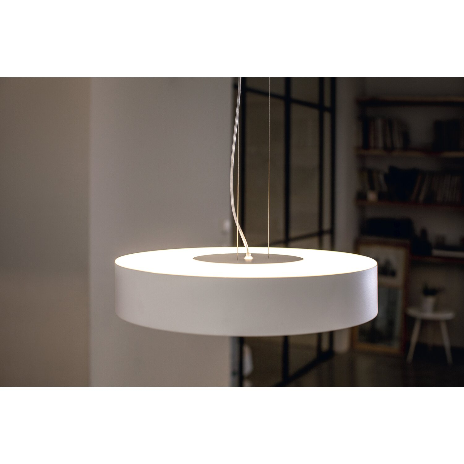 Philips hue lampadario a sospensione led fair con for Obi illuminazione