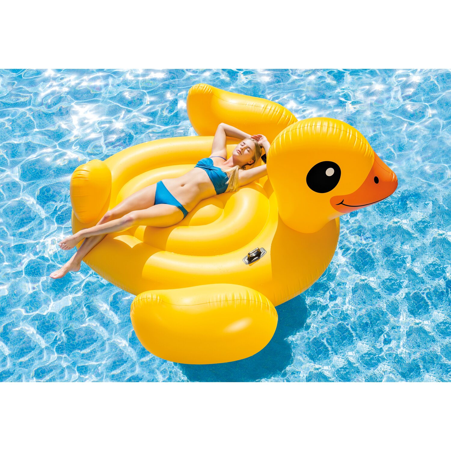 Intex isola grande papera 221 cm x 221 cm x 109 cm for Intex piscine catalogo