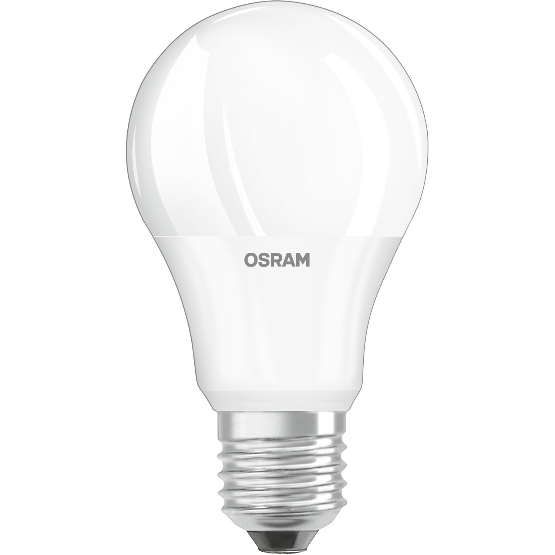 Osram lampadina led forma a goccia 75w equivalenti e27 for Lampadine faretti led luce calda