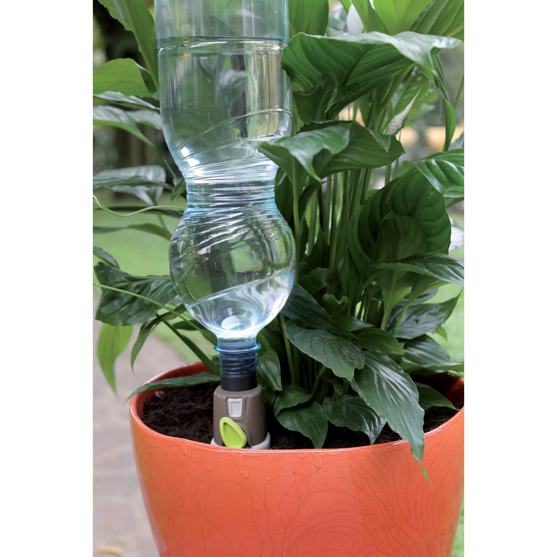 g f sistema di irrigazione per piante in vaso aquaflora