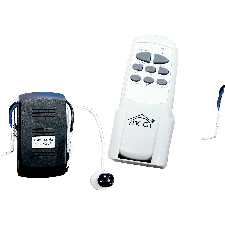 Telecomando universale per ventilatori da soffitto for Ventilatori da soffitto obi