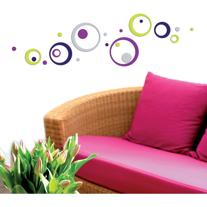 Decorazioni adesive in gomma con effetto 3d colorful - Guarnizioni adesive per finestre ...
