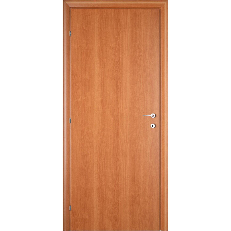 Porte Interne Color Ciliegio porta a battente reversibile dois tanganika chiaro 200 cm x 60 cm