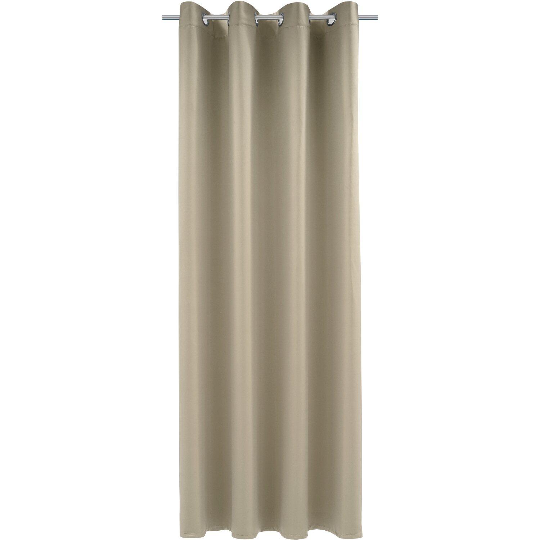 Tende con anelli stunning tenda in canapa lavata con for Tende da sole per esterni obi