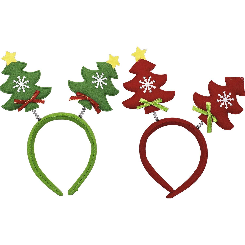 Cerchietto Con Albero Di Natale Colori Assortiti Acquista Da Obi
