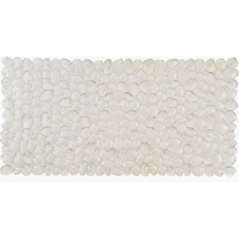Shark tappeto antiscivolo per doccia/vasca Mr.Peeble XL 46cm x ...