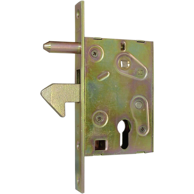 Serratura per porte e cancelli acciaio tropicalizzato 50 mm acquista da obi - Cancelli di sicurezza per porte finestre ...