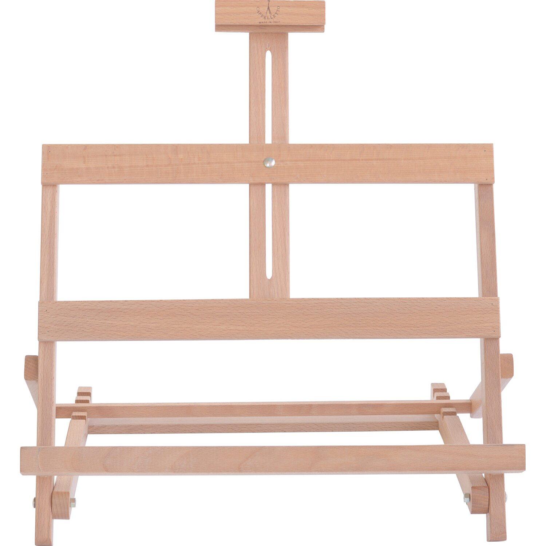 Come costruire un cavalletto da pittore interesting cavalletto da pittura di legno regolabile - Dove comprare un leggio da tavolo ...